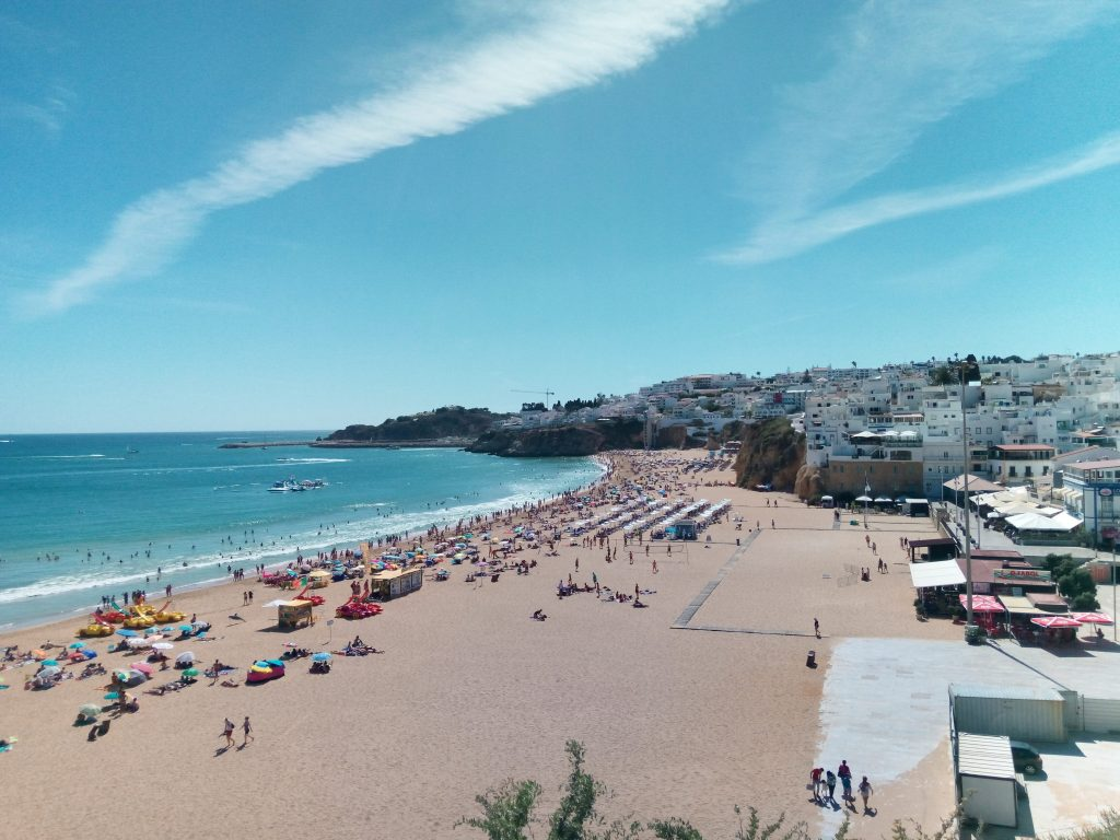 The 5 Locations - Albufeira